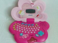 Adorable Vtech 'Dancing Fairies' Educational Laptop 4-7 years